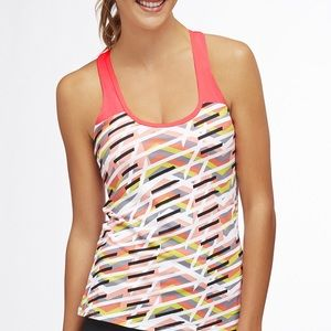 Fabletic Zion Strappy Back Tank Top
